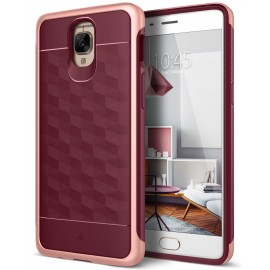 Etui Caseology Parallax OnePlus 3 / OnePlus 3T Burgundy