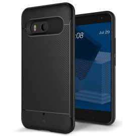 Etui Caseology HTC U11 Vault II Black