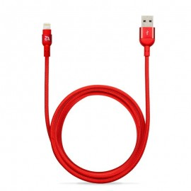 Kabel Lightning Adam Elements PeAK II 200B Red