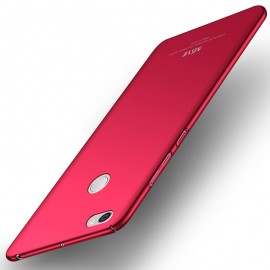 Etui MSVII Xiaomi Mi Max 2 Red + Szkło