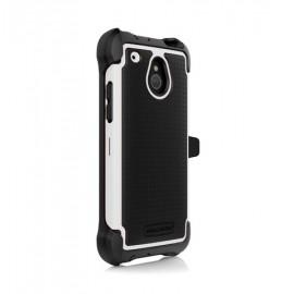 Ballistic Tough Jacket Maxx HTC One Mini M4 White/Black