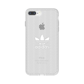 Etui Adidas iPhone 7 Plus / iPhone 8 Plus Clear Case White
