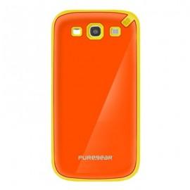 PureGear Slim Shell Samsung Galaxy S3 Mandarin Orange