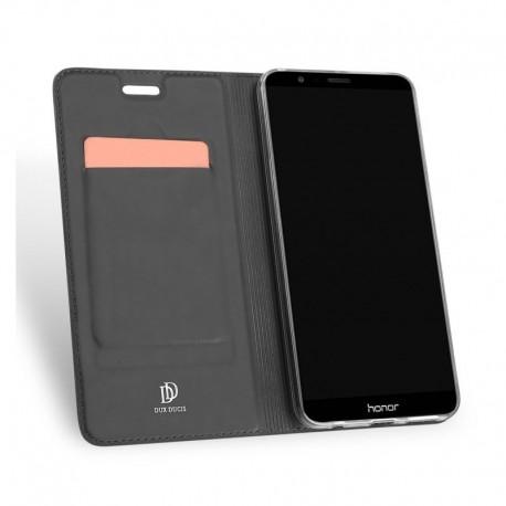 Etui DuxDucis SkinPro Huawei Honor 7x Grey + Szkło