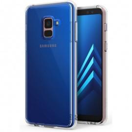 Etui Rearth Ringke Fusion Samsung Galaxy A8 2018 Rose Gold