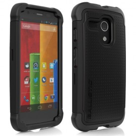 Ballistic Tough Jacket Motorola Moto G Black
