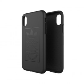 Etui Adidas iPhone X TPE HardCover Black