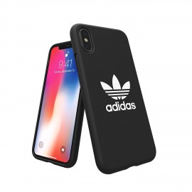 Etui Adidas iPhone X Adicolor Black