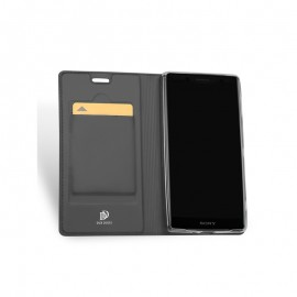 Etui DuxDucis SkinPro Sony Xperia XZ2 Compact Grey