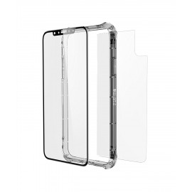 Etui Bumper ZAGG Glass+ Contour 360 iPhone X