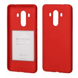 Etui Mercury Soft Huawei Mate 10 Pro Red