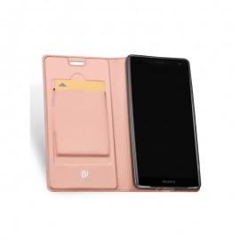 Etui DuxDucis SkinPro Sony Xperia XZ2 Rose Gold
