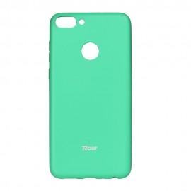 Futerał Roar Colorful Jelly Case - Huawei P Smart Miętowy