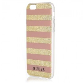Etui Guess Iphone 6 6s Stripes Pink