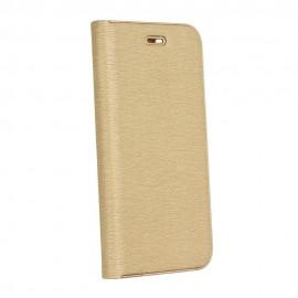 Etui Kabura Luna Book Huawei Y6 2018 Prime Gold