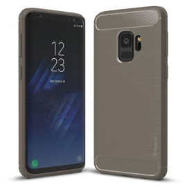 Etui iPaky Samsung Galaxy S9 Slim Carbon Grey