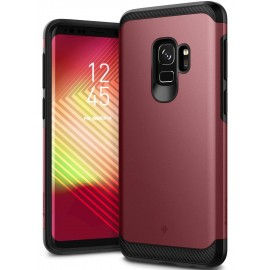 Etui Caseology Samsung Galaxy S9 Legion Burgundy