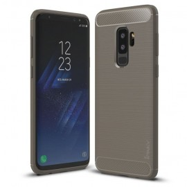 Etui iPaky Samsung Galaxy S9+ Slim Carbon Grey