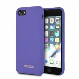Etui Guess Iphone 7 / 8 Silicone Violet