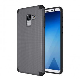 Etui Light Armor Samsung Galaxy A8 2018 Grey