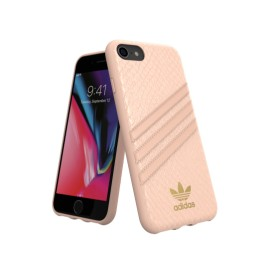 Etui Adidas iPhone 7 / iPhone 8 Moulded Snake Pink