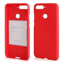 Etui Mercury Soft Huawei Y6 2018 Red
