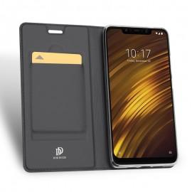 Etui DuxDucis SkinPro Xiaomi Pocophone F1 Gray