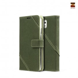 Zenus Cambridge Diary Samsung Galaxy Note 3 Khaki