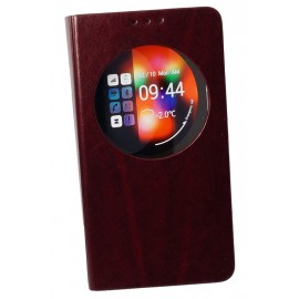 Avoc Z-View Toscana Diary Samsung Galaxy Note 3 Wine Red