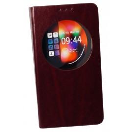 Avoc Z-View Toscana Diary Samsung Galaxy Note 3 Wine Red