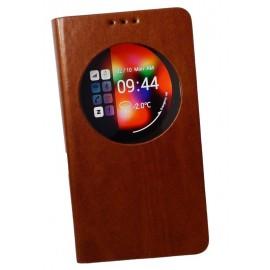 Avoc Z-View Toscana Diary Samsung Galaxy Note 3 Brown