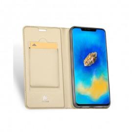 Etui DuxDucis SkinPro Huawei Mate 20 Pro Gold