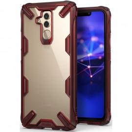 Etui Ringke Huawei Mate 20 Lite Fusion-X Ruby Red