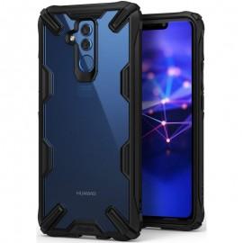 Etui Ringke Huawei Mate 20 Lite Fusion-X Black