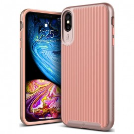 Etui Caseology iPhone XS Max Wavelenght Coral Pink