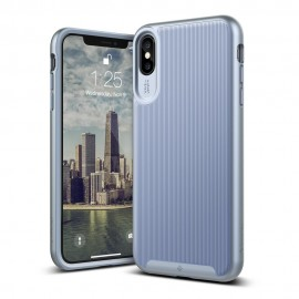 Etui Caseology iPhone XS Max Wavelenght Light Blue