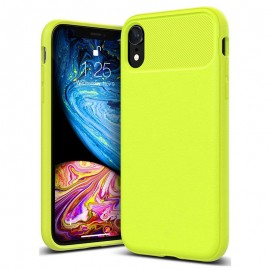Etui Caseology iPhone XR Vault Lime