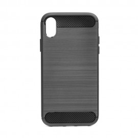 Etui CARBON iPhone XR Black