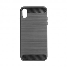Etui CARBON iPhone Xs Max Black
