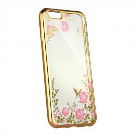 Etui DIAMOND iPhone XR Gold