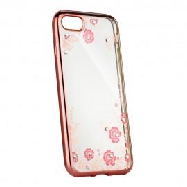 Etui DIAMOND iPhone XR Rose Gold