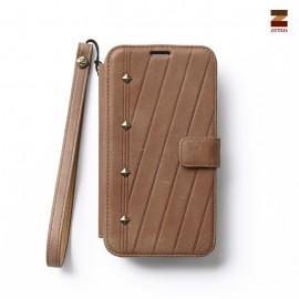 Zenus Neo Vintage Diary Samsung Galaxy S5 Vintage Brown