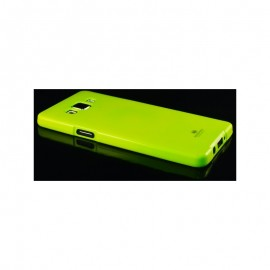 Etui Mercury Jelly Case Samsung Galaxy J5 Lime
