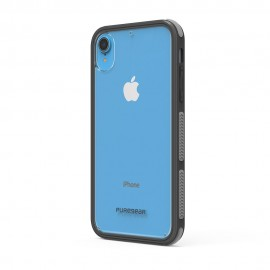 Etui PureGear Dualtek iPhone XR Clear / Black