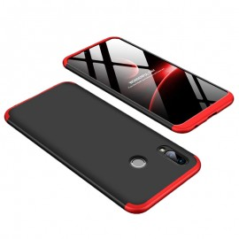 Etui 360 Protection Huawei Honor Play Black / Red