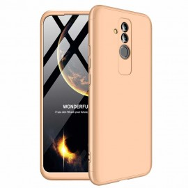 Etui 360 Protection Huawei Mate 20 Lite Gold