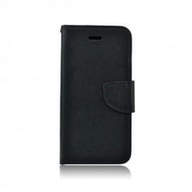 Etui Kabura Fancy Book Case Samsung Galaxy A7 2018 Black