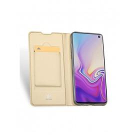 Etui DuxDucis SkinPro Samsung Galaxy S10 G973 Gold