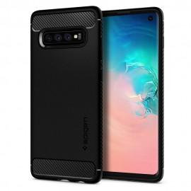 Etui Spigen Samsung Galaxy S10 G973 Hybrid NX Black