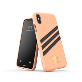 Etui Adidas iPhone X / XS Moulded Women Pink / Black